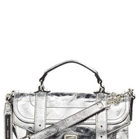 Proenza Schouler 'PS1 Tiny' Metallic Leather Satchel - Metallic