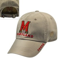 Top of the World Maryland Terrapins Undefeated Adjustable Cap - Adult, Size: One
