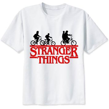 "Stranger Things ""Gone Biking"" T-Shirt"
