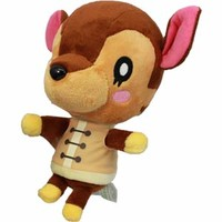 Doremi (Fauna) Small Plushie ~ Animal Crossing