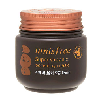 Innisfree Super volcanic pore clay mask 100ml|Innisfree 悦诗风吟火山泥面膜 100ml