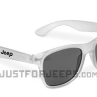 Jeep Silky Smooth Retro Translucent Sunglasses