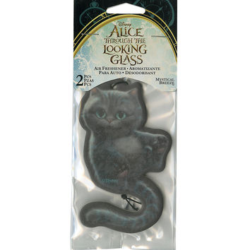 Disney Alice Through The Looking Glass Air Freshener 2 Pack