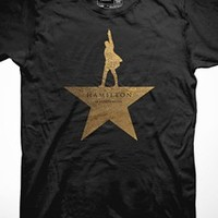 Hamilton Gold Star T-Shirt - Apparel