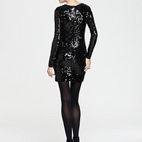 French Connection Dress - Lust Sequin | Bloomingdale's