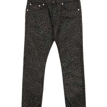 Kennedy Denim Co. - 5-Pocket Pants (Leopard Camo)