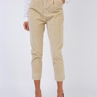 Bobby Cruz Pants Beige