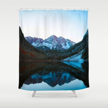 Bless You Shower Curtain by Gallery One