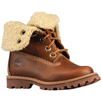 "Timberland 6"" Shearling Boots - Girls' Toddler at Foot Locker"