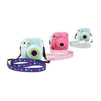 Fujifilm Instax Mini Strap Camera Strap Universe Speace Party Wave