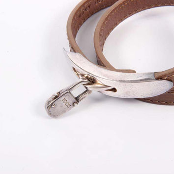 Tod's womens bracelet WB1010-100 TAUPE
