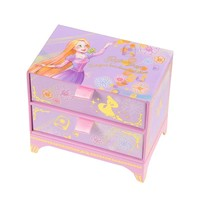 Rapunzel Sticky Memo with Box Water Color Disney Store Japan - VeryGoods.JP