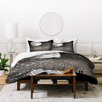 Shannon Clark Love Under The Stars Duvet Cover