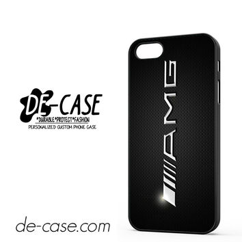 Mercedes AMG Logo DEAL-7028 Apple Phonecase Cover For Iphone 5 / Iphone 5S