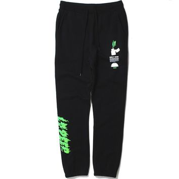 400 Degrees Sweatpants Black