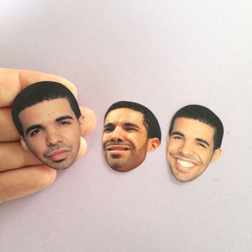Drake Sticker Set