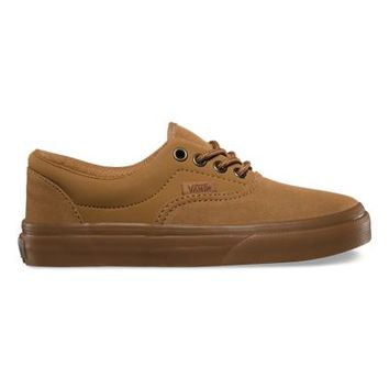 Vans Kids Suede Buck Era (tobacco brown)