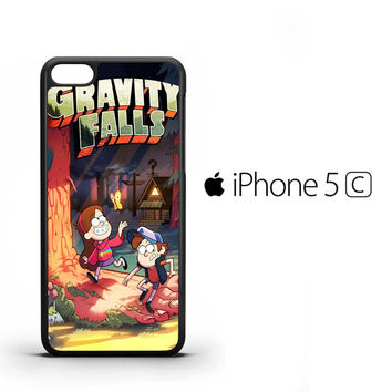 GRAVITY FALL Y0214 iPhone 5C Case
