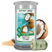 Island Coconut | Cash Money Candle®