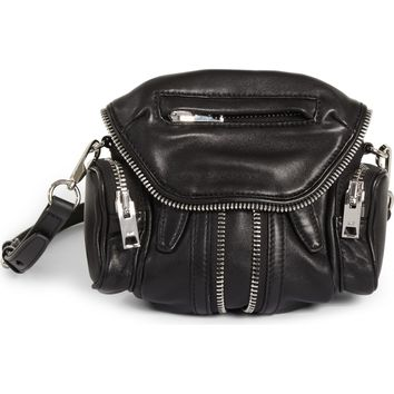 Alexander Wang Mini Marti Leather Crossbody Bag | Nordstrom
