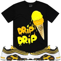 Nike Air Max Frequency Pack Bumble Bee Sneaker Tees Shirt - ICE CREAM PG
