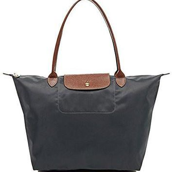 Longchamp Le Pliage Large Shoulder Tote Bag - Beauty Ticks