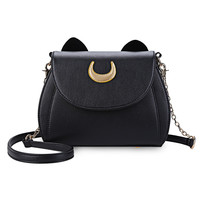 Sailor Moon Black Luna Cat Messenger