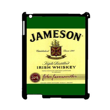 Jameson Wine Irish Whiskey iPad 2/3/4 Case