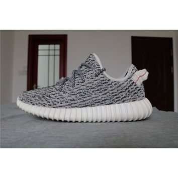 Adidas Yeezy Boost 350 Turtle Dove/Blue Gray/Core White AQ4832