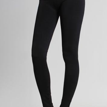 Seamless One Size Fits Most Leggings