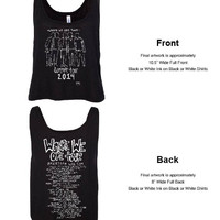 One Direction US Tour Shirt