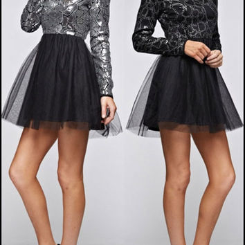 Sequins Party Club Dress