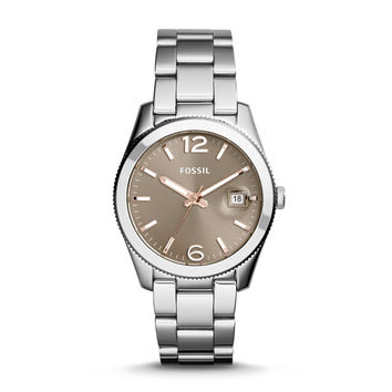Perfect Boyfriend Date Watch, Mocha