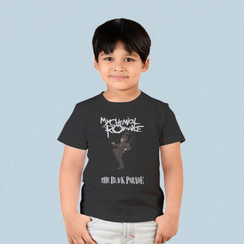 Kids T-shirt - My Chemical Romance The Black Parade
