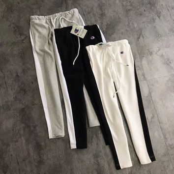 champion women sports casual pants