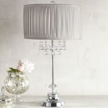 Elegant Dangles Table Lamp