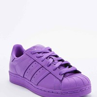 Adidas X Pharrell Supercolor Superstar Trainers in Purple - Urban Outfitters