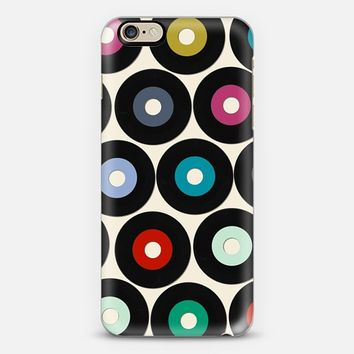VINYL iPhone 6s case by Sharon Turner | Casetify