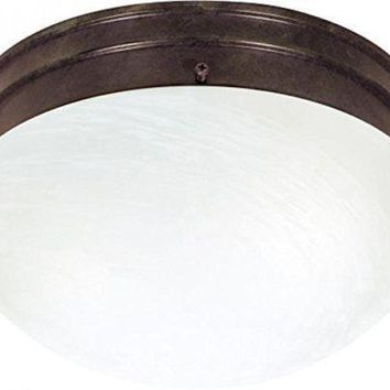 "Nuvo 76-673 - 10"" Close-To-Ceiling Flush Mount Ceiling Light"