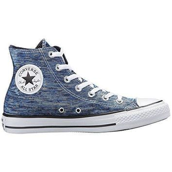 Converse Womens Chuck Taylor All Star Hi Canvas Trainers-1