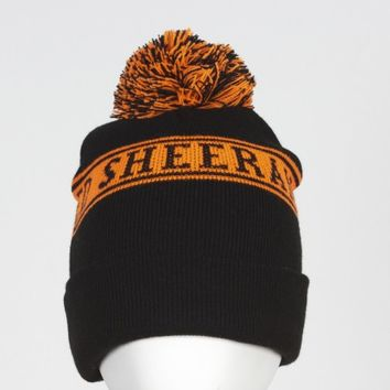 Ed Sheeran Webstore - Stripe Bobble Hat