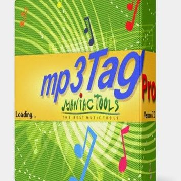 mp3Tag Pro 9.4 Full Serial Free Download [Crack]