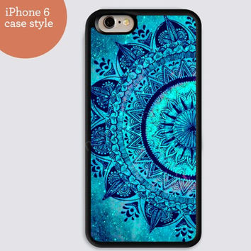 iphone 6 cover,mandala blue Rainbow colorful iphone 6 plus,Feather IPhone 4,4s case,color IPhone 5s,vivid IPhone 5c,IPhone 5 case Waterproof 395