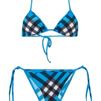 Burberry London Nova Check Bikini - Etre - Vestire - Farfetch.com
