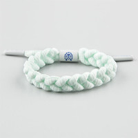 Rastaclat Saturday Shoelace Bracelet Mint One Size For Women 25185852301