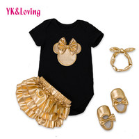 Baby Girl Clothes 4pcs Clothing Set Baby Clothing