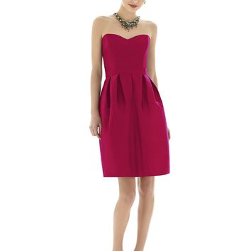 Alfred Sung by Dessy Bridesmaid Dress D618