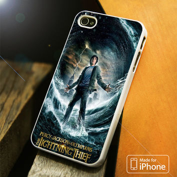 Percy Jackson and Olympians iPhone 4 5 5C SE 6 Plus Case