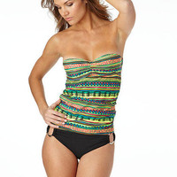 Underwire Tankini & Ring Side Bottom