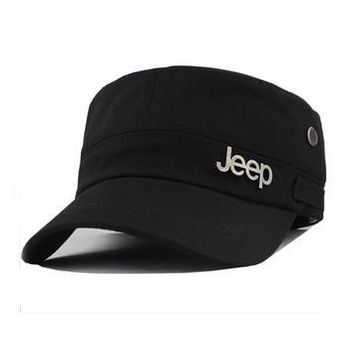 One-nice™ Perfect Jeep Women Men Flat Cap Sun Peaked Cap Leisure Hat